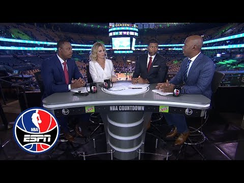 NBA Countdown debates if it's too early to worry about Lonzo Ball's struggles | NBA Countdown | ESPN