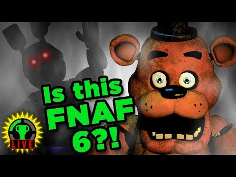 Thumbnail: THE NEW FNAF GAME! (feat. The Voice of Freddy)