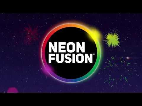 Neon Fusion® 200 Shots Aerial Barrage Finale Set® R-4642