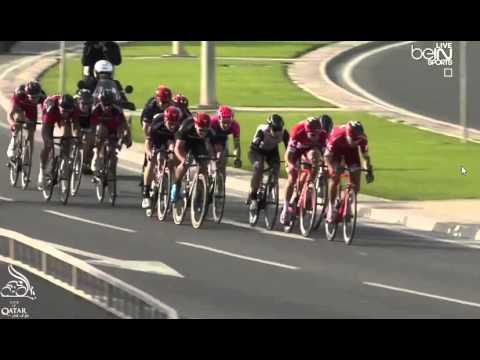 Tour of Qatar 2016 - stage 1 - Finish