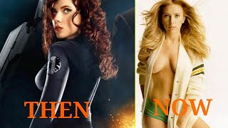 30 Superhero Characters Marvel Then And Now