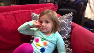Ella's 6 year old interview