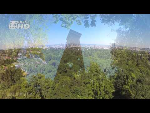 Goetheturm Frankfurt am Main Yi 4K Action Camera UHD