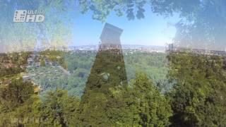 Goetheturm Frankfurt am Main Yi 4K Action Camera UHD