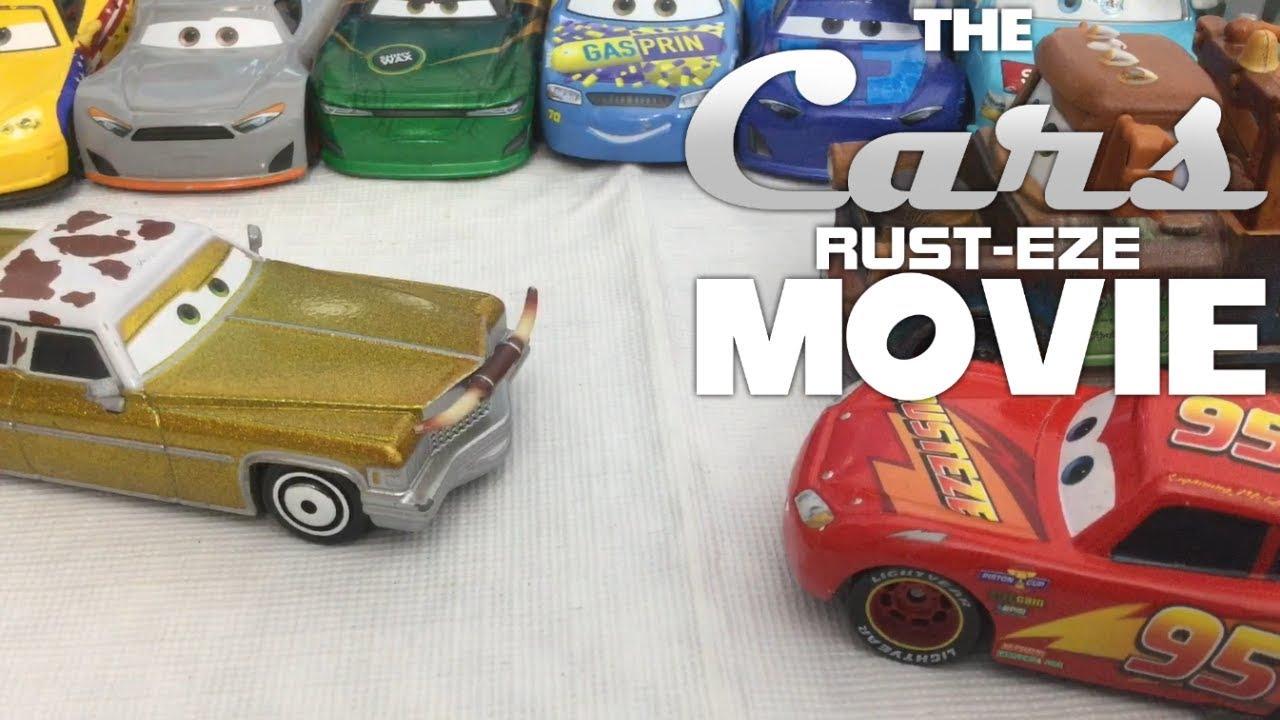 cars 3 rust eze adventures mini movie youtube