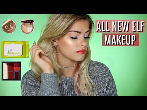 ALL NEW ELF MAKEUP + GIVEAWAY(NOW CLOSED!!)