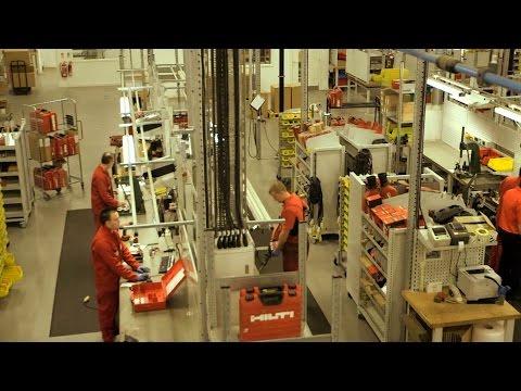 Hilti Repair Centre - A Behind The Scenes Look