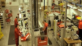 Hilti Repair Centre - A behind the scenes look
