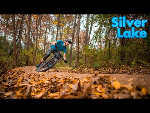 My Favorite MTB Trail in Wisconsin - Silver Lake Mountain Biking