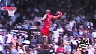 James White DESTROYS Free Throw Line Dunks! Video