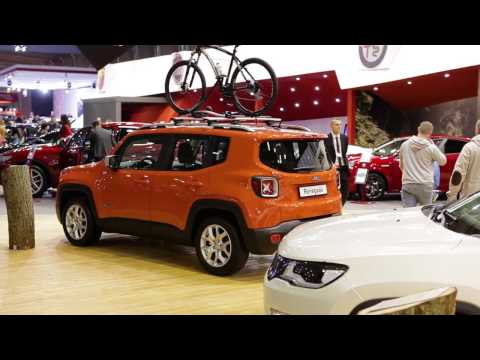 Poznań Motor Show 2017 - Fiat Chrysler Automobiles