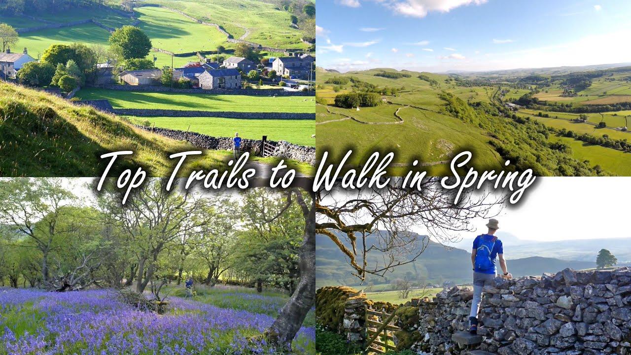 Spring Walking with Contours Walking Holidays