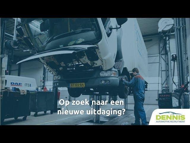 Vrachtwagenmonteur vacature bij TB Truck & Trailer Service Nijmegen | #1541
