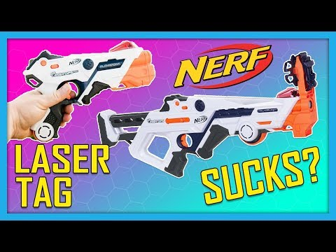 Nerf ops (entire nerf first person shooter collection in 4k.