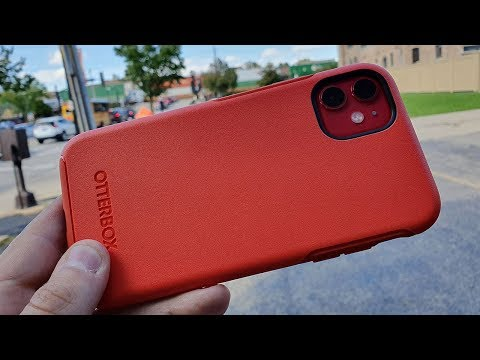 Otterbox Symmetry Iphone 11 Case Review