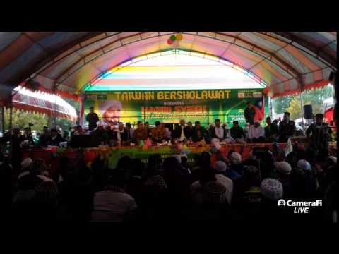 Taiwan Bershalawat part 2Jindra Sanggita's broadcast