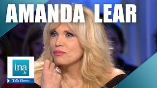 Amanda Lear chez Thierry Ardisson | Archive INA