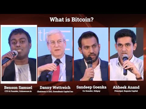 Panellists At TechCircle Payments Forum Talk About 'The Bitcoin Enterprise'
