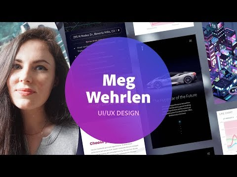 Designing Engaging Websites with Meg Wehrlen - 2 of 3