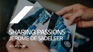 Alpine // Sharing passions