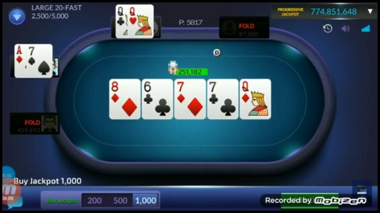 Lagi Gak Hoki Main Poker Ceme Idnplay Youtube