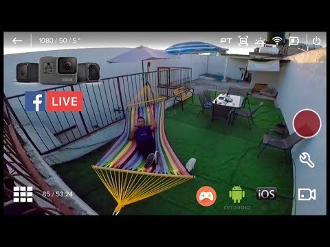 How to GoPro Facebook Live