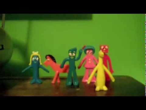 Gumby and Friends 1995 Review - YouTube