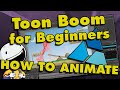 Toon Boom Harmony Tutorial for Beginners