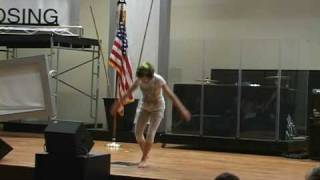 Gracie Phillips CCHE 2010