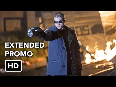 The Flash 1x04 Extended Promo