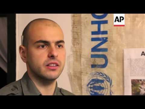 A hostel in Bosnia recreates war time conditions