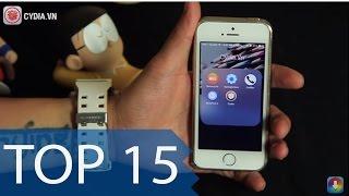 [Cydia Tweak] Top 15 tweak tiện ích, hữu dụng cho iOS 8.3 - 8.4