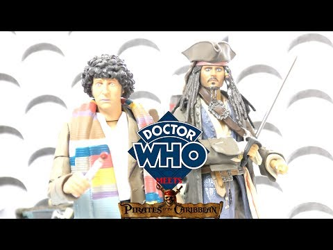 Doctor Who: The Doctor Meets Jack Sparrow