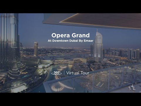 Opera Grand Downtown Dubai - Luxury Apartments by Emaar - Vi