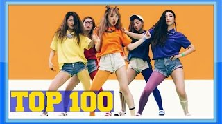 [TOP 100] MOST VIEWED K-POP MUSIC VIDEOS [MAY 2016]