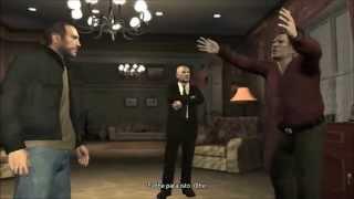 GTA IV - Missão na hornet - Gameplay Comentado