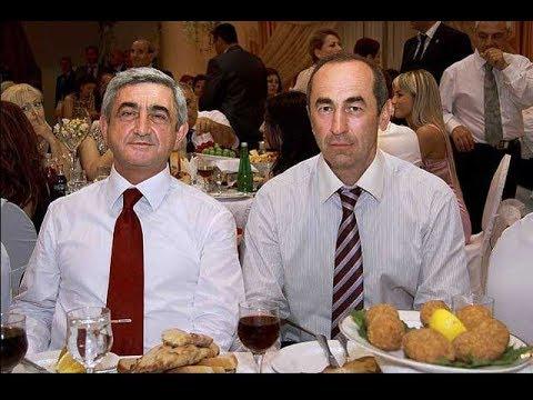 Организаторы теракта в парламенте Армении - Кочарян, Саргсян. И не только.