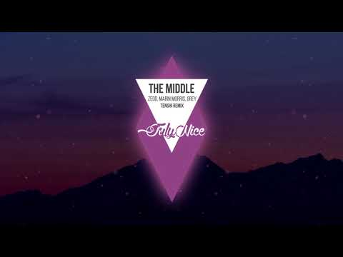 Zedd, Maren Morris, Grey - The Middle (Tenshi Remix) | JulyNice Music 2018