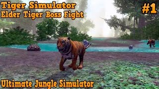 🐅👍Tiger Simulator -Симулятор Tигра -Ultimate Jungle Simulator - By Gluten  Free Games - iOS/Android
