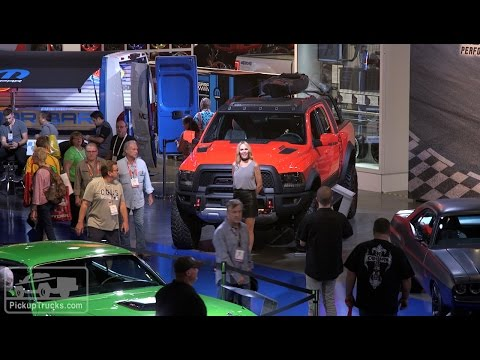 Ram Macho Power Wagon Concept Youtube