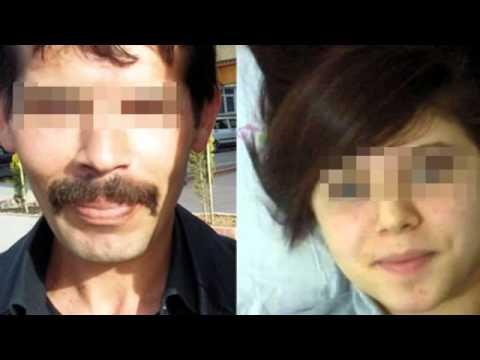 Cinnet getiren baba kızını öldürdü