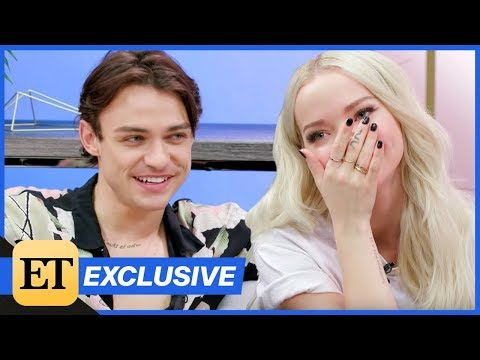Dove Cameron EMOTIONALLY Reacts to Thomas Doherty Calling Her 'The ONE' (Full Interview)