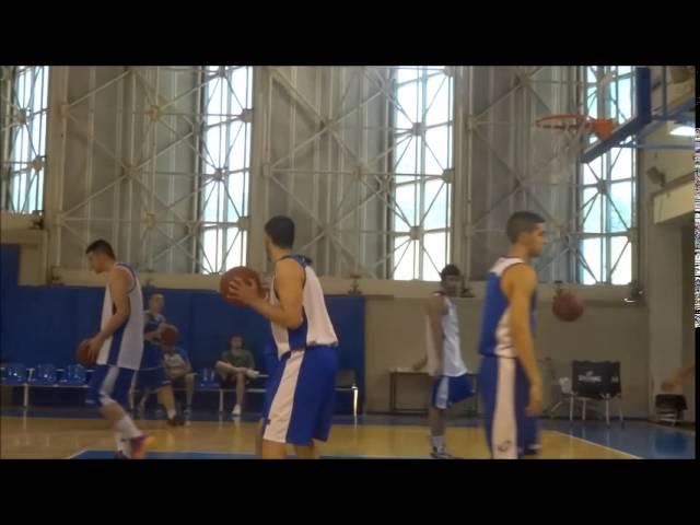 Video HellenicBF  | Εθνική Εφήβων (U19): Προετοιμασία και πρώτη προπόνηση
