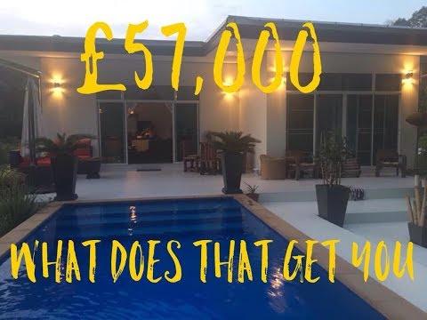 Dream Home for cheap-  ex pat Living the Dream- build in Thailand