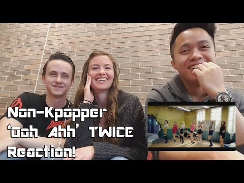 Thumbnail: Non-Kpoppers REACTION | TWICE 'Ooh Ahh'