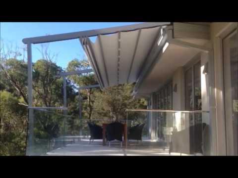 Helioscreen Retractable Roof