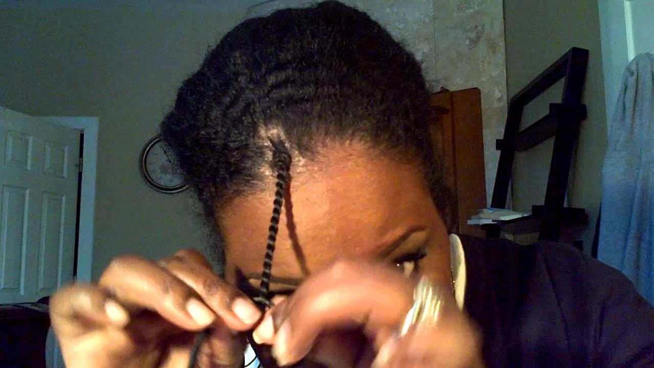 Senegalese Twist Tutorial!!