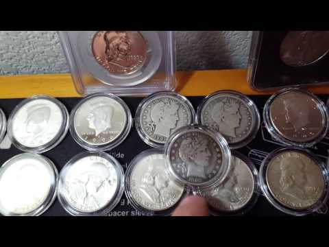 Half Dollar Collection
