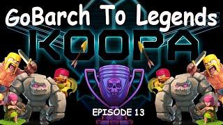 Clash of Clans MVP Queen Defense in Legends League Episode 13