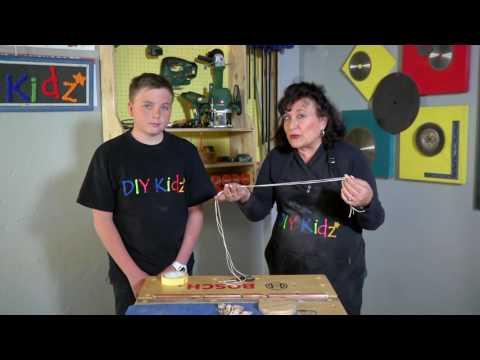 Bosch DIY Kidz - Wind Chimes